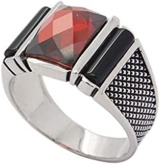 Atiq Sterling Silver Ring for men