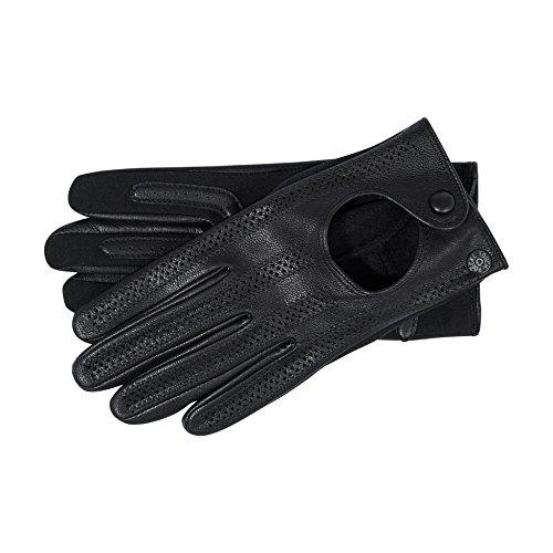 Roeckl Damen Daily Active Handschuhe, Schwarz (Black 000), 7