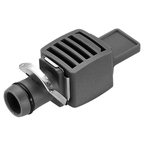 Gardena G8324-29 cierre 13 mm Blister 5 Con el sistema de conexión Quick & Easy. Tapón, Estándar