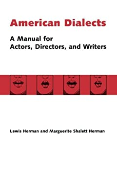 American Dialects for Actors, Directors, and Writers