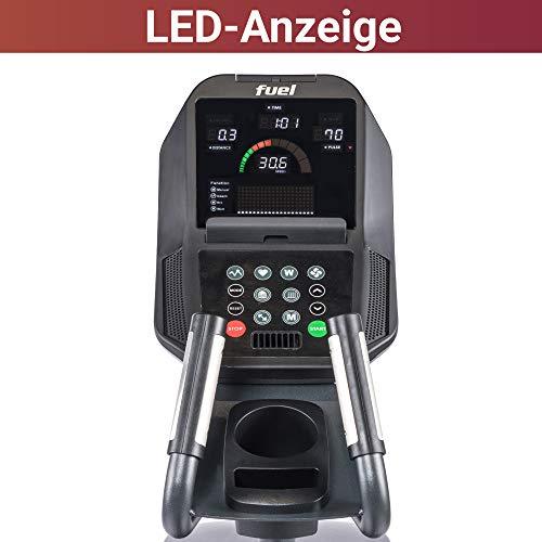 Fuel Fitness EC1000 Crosstrainer Trainingscomputer