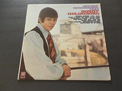BOBBY GOLDSBORO MUDDY MISSISSIPPI LINE vinyl record