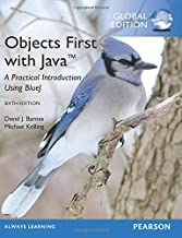 Objects First with Java: A Practical Introduction Using BlueJ, Global Edition