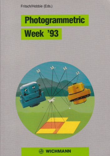Photogrammetric Week '93 (German Edition)