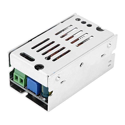Buck Converter, Step Down Modul, DC DC Hocheffizient Einstellbar Spannungswandler, Leistungstransformatoren, Eingang 10-90VDC, Ausgang 2-60V DC, 70x38x31mm