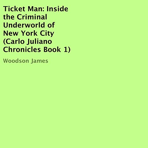 Ticket Man: Inside the Criminal Underworld of New York City audiobook cover art