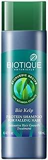 Biotique Fresh Growth Protein Shampoo - Kelp 190Ml