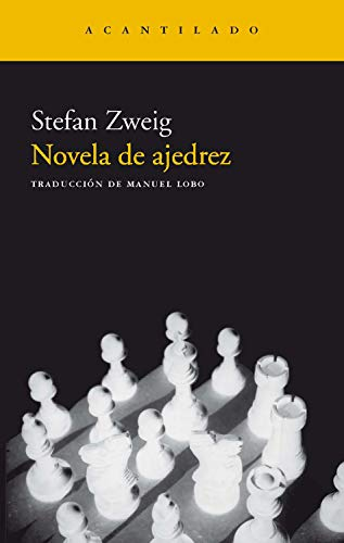 Novela de ajedrez (Narrativa del Acantilado nº 10)