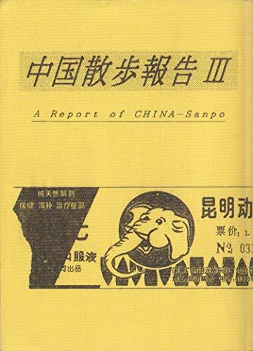 中国散歩報告Ⅲ