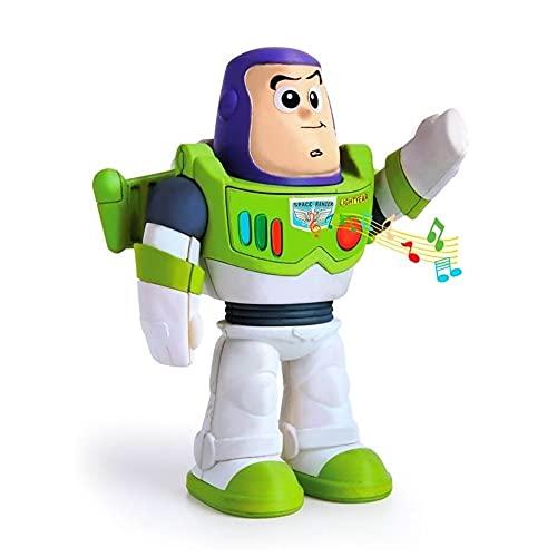 Meu Amigo Buzz Lightyear, Elka, Sortido