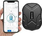KUCE GPS Auto,Localizzatore GSM GPS Tracker Con microfono 90 Giorni Standby...
