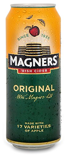 Magners Original Irish Cider, EINWEG (24 x 0,5l Dose)