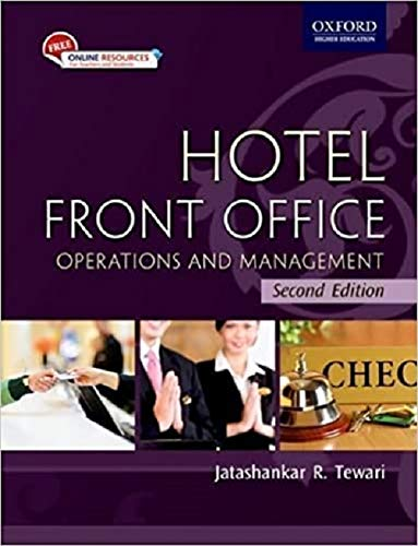 Hotel Front Office Operations and Management (Oxford Higher Education)