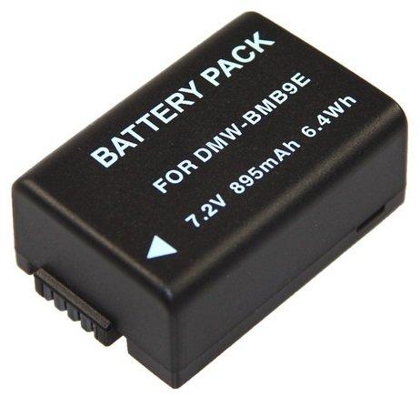 Batería de repuesto para la PANASONIC Lumix fz82/DC de fz82–-- batería para Panasonic...