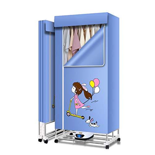 Electric clothes dryer QFF@ Home Nuevo Plegable Secador Eléctrico 2000 W Gran...