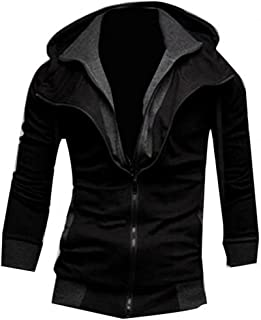 Jacket Men Autumn Winter zipper Casual Jackets Windbreaker Men Coat