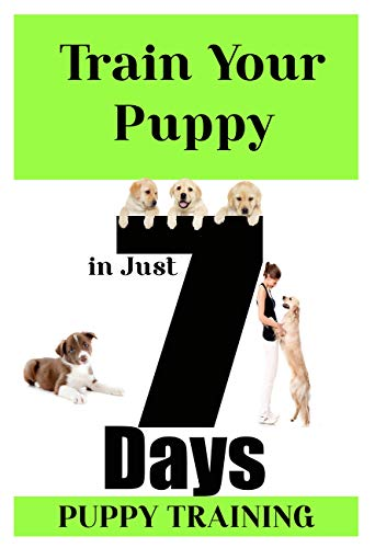 Puppy Training: House Training Your Puppy Within a Week!