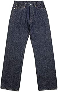 [バーガスプラス] ジーンズ BURGUS PLUS×BIG JOHN Collaboration Jeans 14oz. Natural Indigo Selvedge Denim Classic Fit BP103N