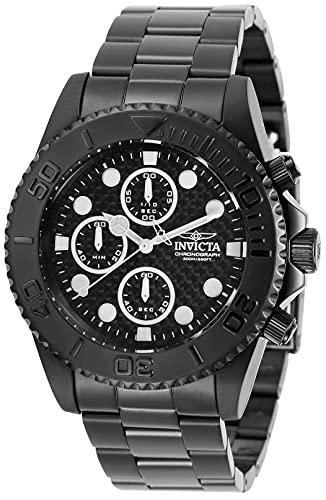 Invicta Pro Diver Reloj cronógrafo de cuarzo para hombre 33051