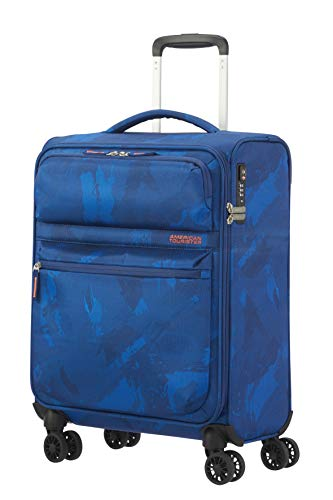 American Tourister Matchup Hand Luggage 55 Centimeters 42 Blue (Camo Blue)