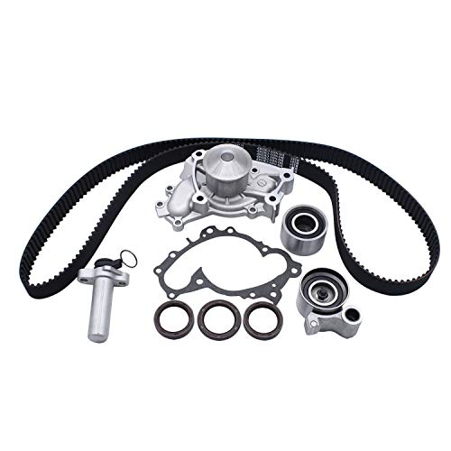 Timing Belt Water Pump GMB Tensioner 1MZFE Compatible for 94-04 Toyota Lexus RX300 3.0L DOHC