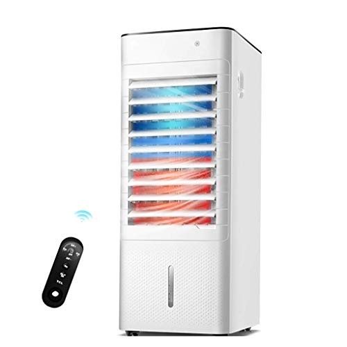 Air Cooler 10000BTU Portable Air Conditioner, 3 in 1 Air Conditioner, Air Cooler, Dual-purpose Heating And Cooling, Remote Control LED Display, 3 Fan Speed, Sleep Mode 24-hour Timer YCLIN