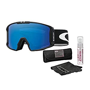 Oakley Line Miner Snow Goggle with Lens Cleaning Kit