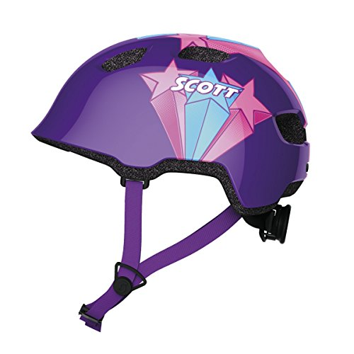 Scott Sports 2016 Chomp Contessa Girls Junior/Youth Mountain Bicycle Helmet - 238651, Purple, One Size