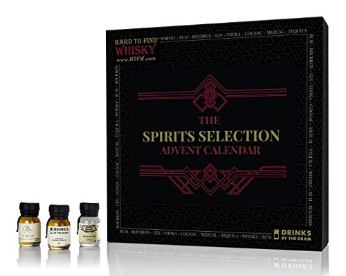 Photo of Advent Calendar 2020-24 Day Hard To Find Selection Mixed – Spirits