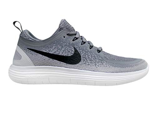 Nike Free RN Distance 2 Mens Running Trainers 863775 Sneakers Shoes (UK 7 US 8 EU 41, Cool Grey Black 002)