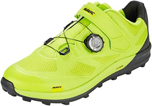 Mavic XA Pro - Zapatillas Hombre - Amarillo Talla del Calzado UK 11,5 / EU 46 2/3 2019