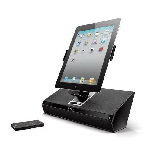iLuv iPad Pro Docking Station and Speakers
