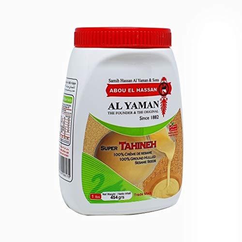 Al Yaman Sesampaste Tahina Tahineh (454g)