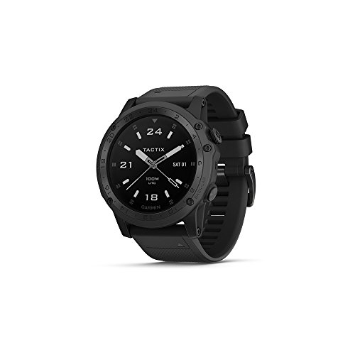 Garmin Tactix Charlie - Smartwatch Black