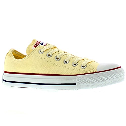 Converse All Star Ox Shoes - Off White - UK 4 / US Mens 4 / US Women 6 / EU 36.5