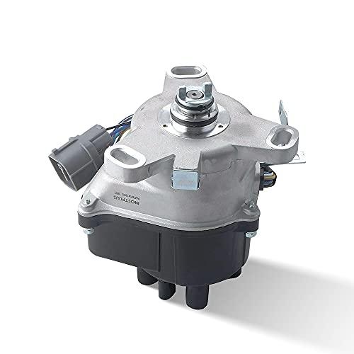 MOSTPLUS TD-80U Ignition Distributor Compatible with 1996-1998 Honda Civic 1.6L SOHC Civic del Sol D16Y7 D16Y