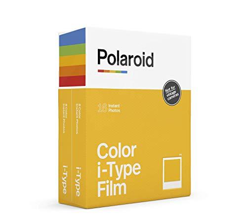 Polaroid - 6009 - Pellicola istantanea colore per i-Type – Confezione doppia