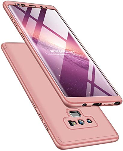 IMEIKONST Samsung Note 9 Case 3 in 1 Design Hard PC Case Premium Slim 360...