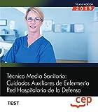 Tecnico medio sanitario cuidados auxiliares de enfermeria test