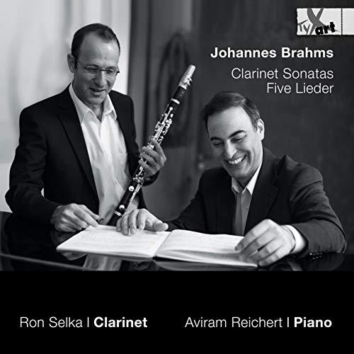 Clarinet Sonatas & Five Lieder