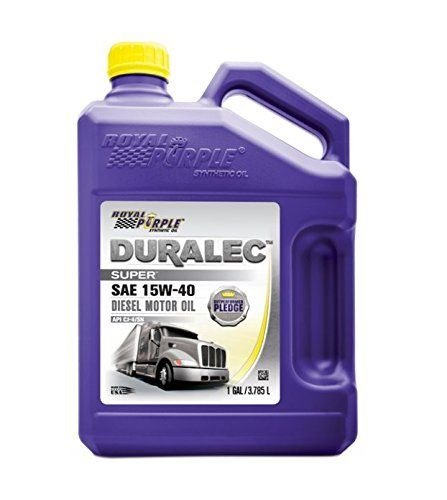 Royal Purple 44154 High-Performance Synthetic Motor Oil