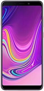 """Samsung Galaxy A9 2018 (128GB, 6GB RAM) 6.3"""" Display, Quad Camera, 4G LTE Dual SIM GSM Factory Unlocked, International Version - No Warranty (Bubblegum Pink)"""