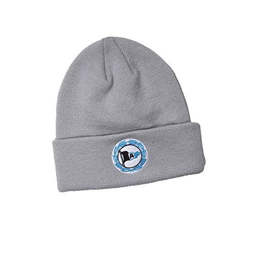 DSC ARMINIA BIELEFELD Mütze Logo grau