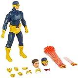Mezco One: 12 Collective: Marvel Classic Cyclops Action Figure, Multicolor (76290)