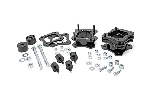Rough Country 3' Leveling Kit (fits) 2007-2020 Tundra | Bolt-On Suspension System | 870