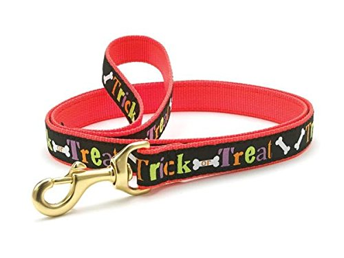 Up Country Trick Or Treat Lead Wide Guinzaglio per Cane