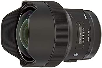Sigma 14mm f/1.8 DG HSM Art Sigma DSLR Cameras Lens