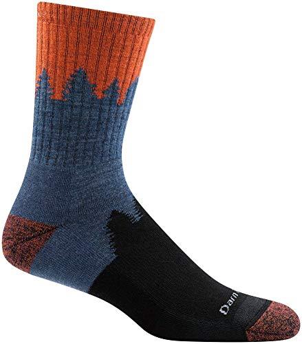 DARN TOUGH (Style 1974) Men's Number 2 Hike/Trek Sock - Lava, Large