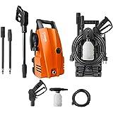 C63009000 Hidrolimpiadora, 1400 W, Naranja