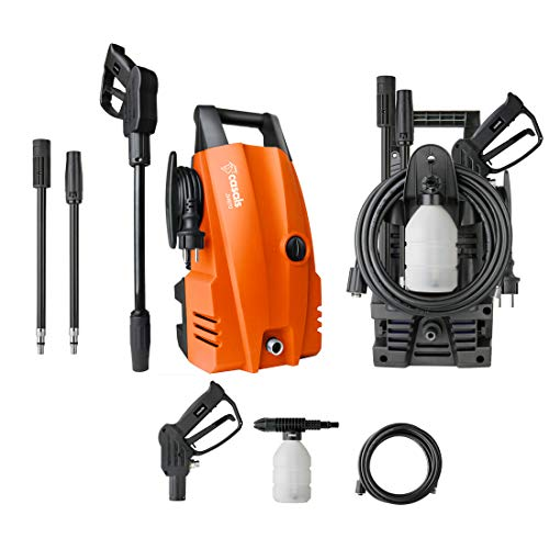 Casals JHB70 Hidrolimpiadora 1400 W Naranja